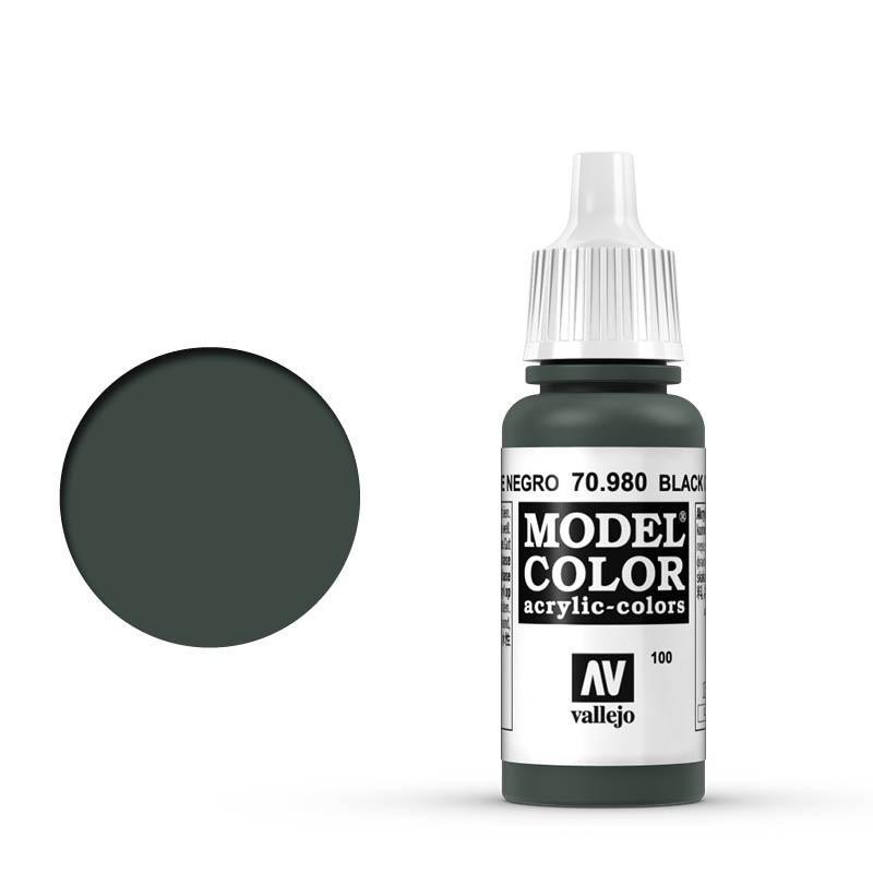 Modelcolor 70.980 Verde Negro