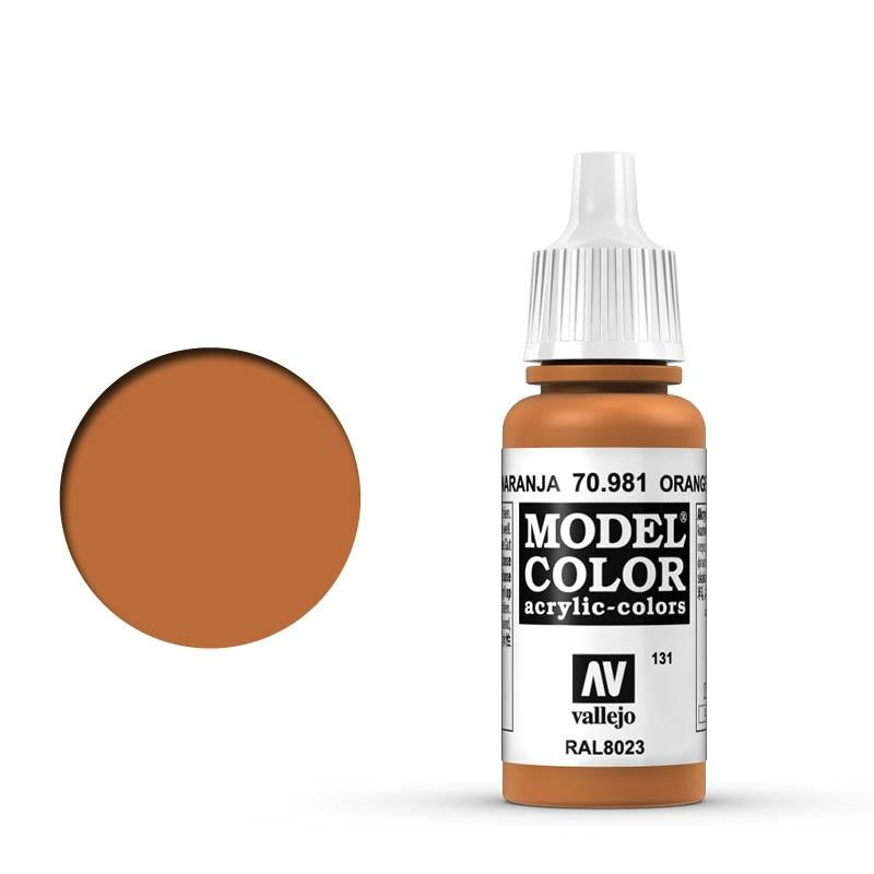 Modelcolor 70.981 Marron Naranja