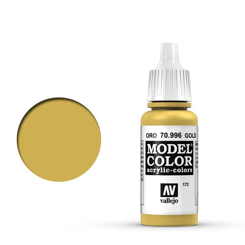 Modelcolor 70.996 Oro - Gold