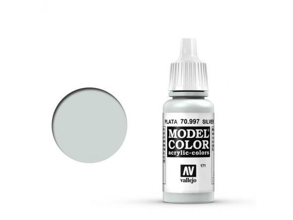 Modelcolor 70.997 Plata - Silver