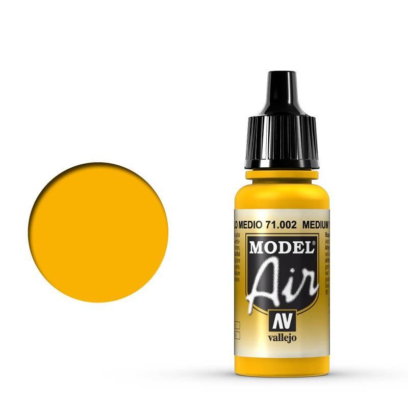 Model Air 71.002 Amarillo Medio - Medium Yellow