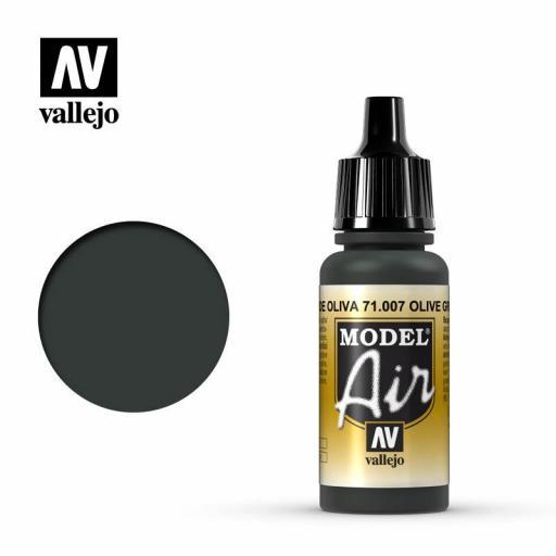 Model Air 71.007  Verde Oliva 17ml