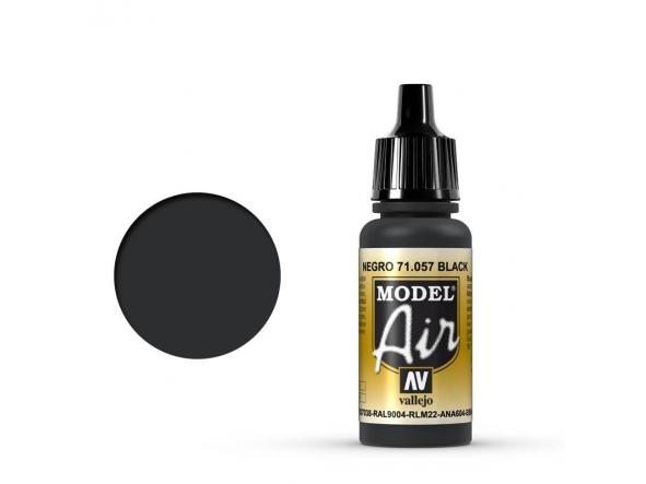 Model Air 71.057  Negro - Black [0]