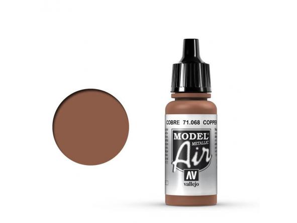 Model Air 71.068 Cobre - Copper