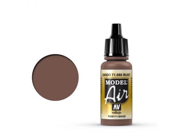 Model Air 71.080  Oxido - Rust