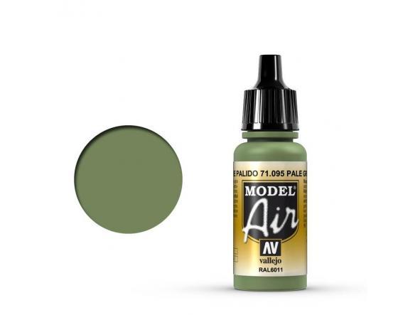 Model Air 71.095 Verde Palido - Pale Green