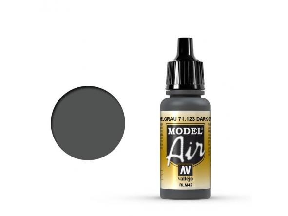 Model Air 71.123  Gris Oscuro RLM 42