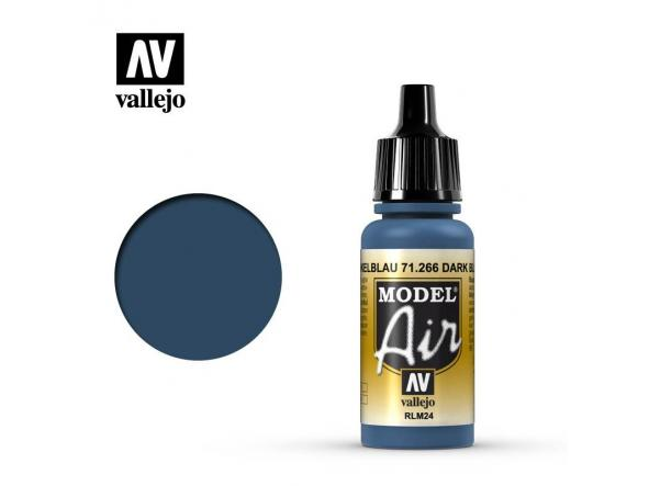 Model Air 71.266 RLM24 Dunkelblau - Dark Blue