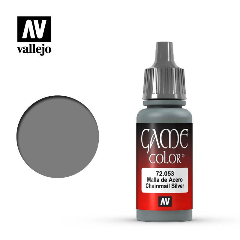 Game Color 72053  Malla de Acero 17 ml.