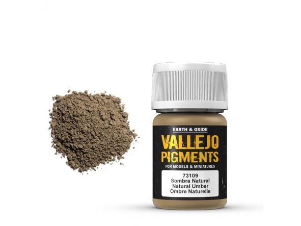 Pigmentos  35 ml. Sombra Natural - Natural Umber
