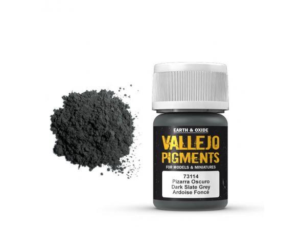Pigmentos  35 ml. Pizarra Oscuro [0]