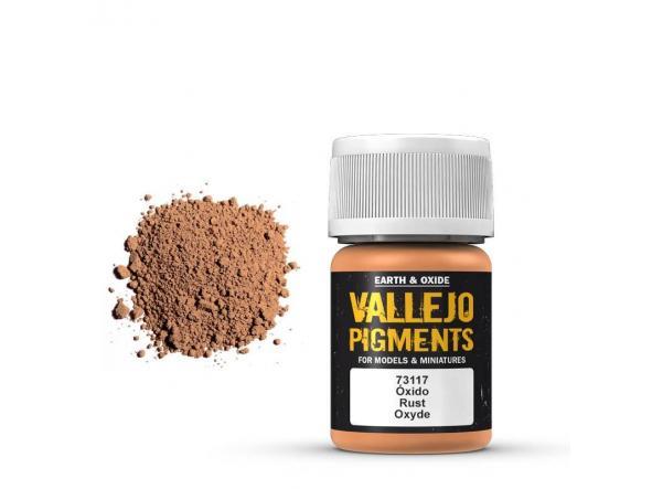 Pigmentos  35 ml. Oxido - Rust