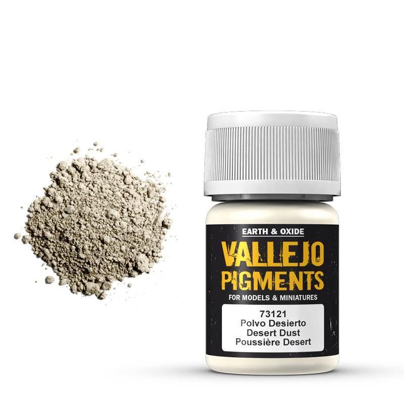 Pigmentos  35 ml. Polvo Desierto - Desert Dust