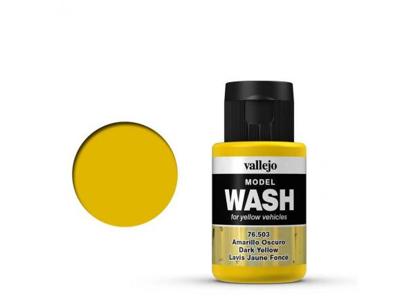 Model WASH  35 ml. Amarillo Oscuro