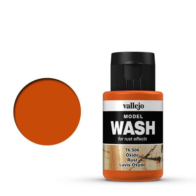 Model WASH  35 ml. Oxido