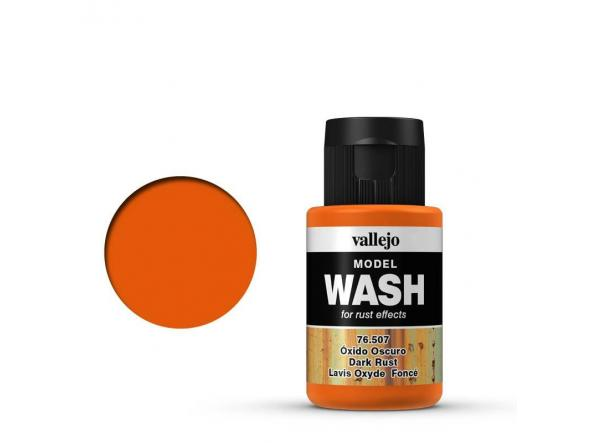 Model WASH  35 ml. Oxido Oscuro