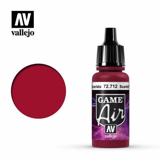 Game Air Rojo Escarlata 17ml