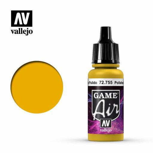 Game Air Dorado Pulido 17ml
