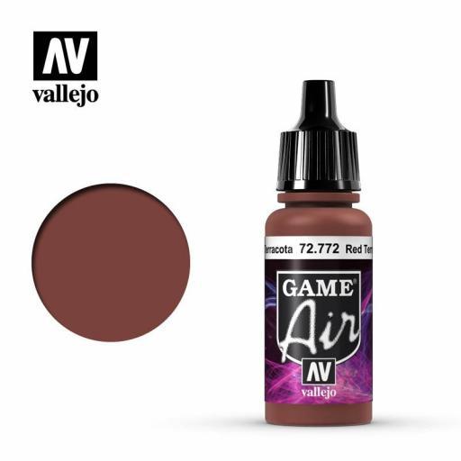 Game Air Rojo Terracota 17ml
