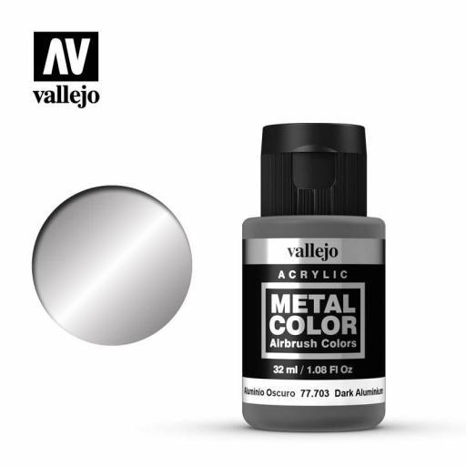 Metal Color 77703 - Aluminio Oscuro