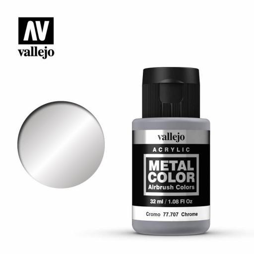 Metal Color  77707 - Cromo