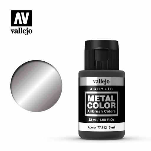 Metal Color  77712 - Acero