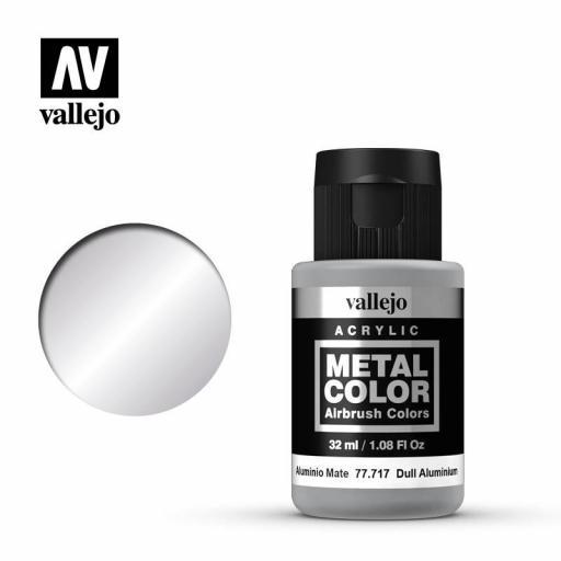 Metal Color  77717 - Aluminio Mate