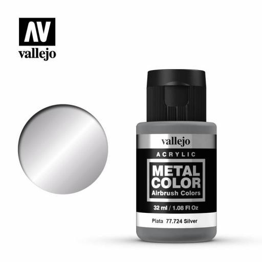 Metal Color 77724 - Plata