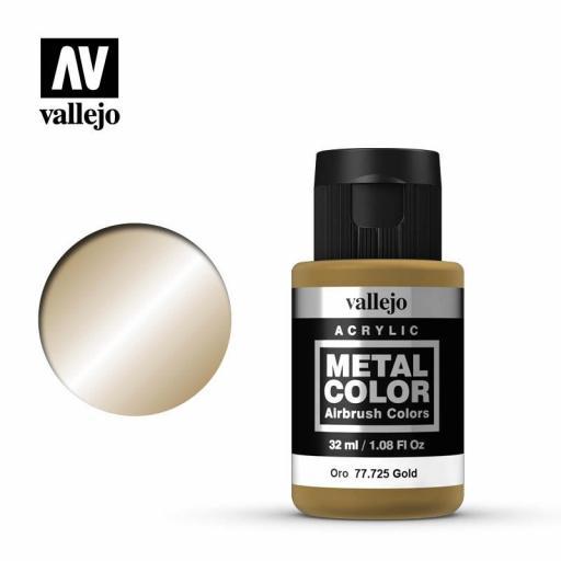 Metal Color  77725 - Oro