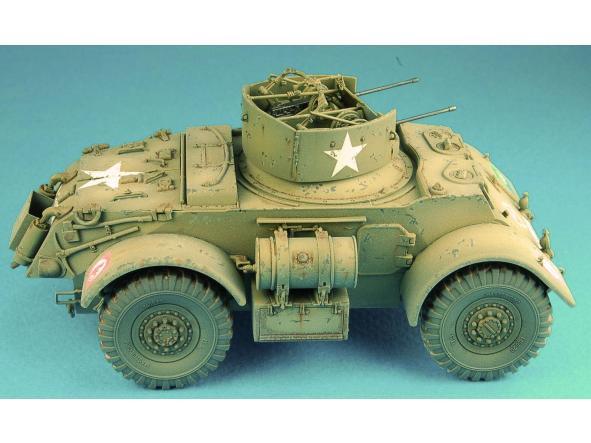 1/48 Vehiculo armado ligero T17E2 Staghound A.A. [2]