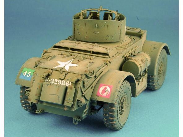 1/48 Vehiculo armado ligero T17E2 Staghound A.A. [1]