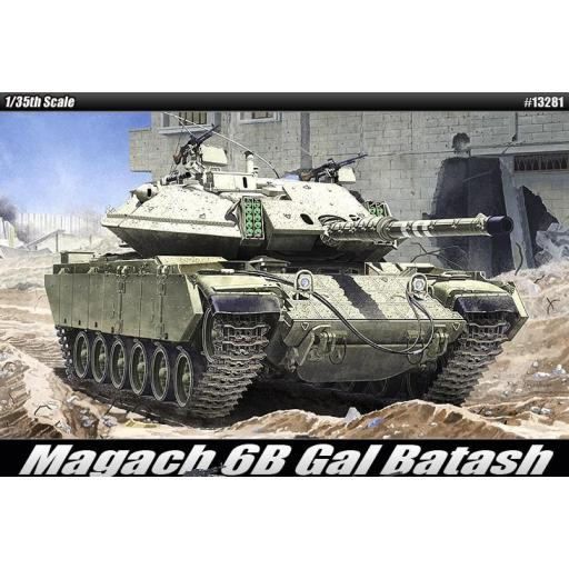 1/35 Magach 6B GAL Batash