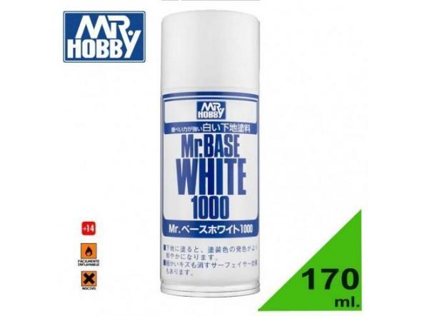 Mr. Base White  1000 [1]