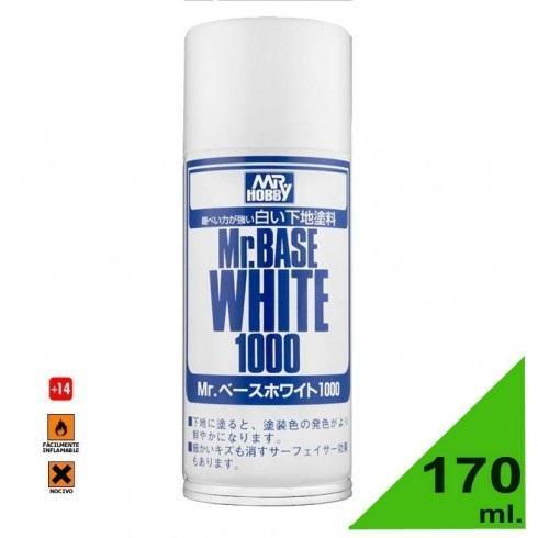 Mr. Base White  1000