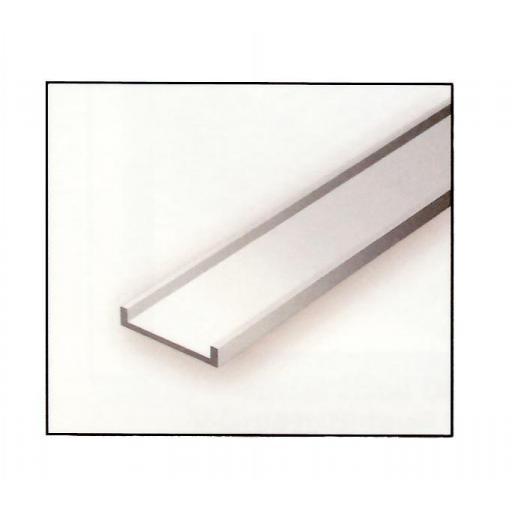Canales Estireno 6,4mm