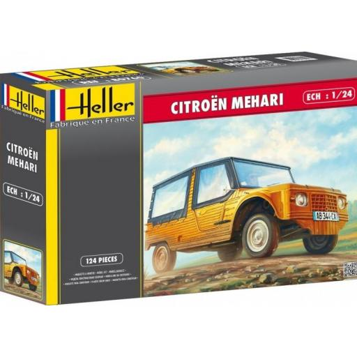 1/24 Citroën Mehari