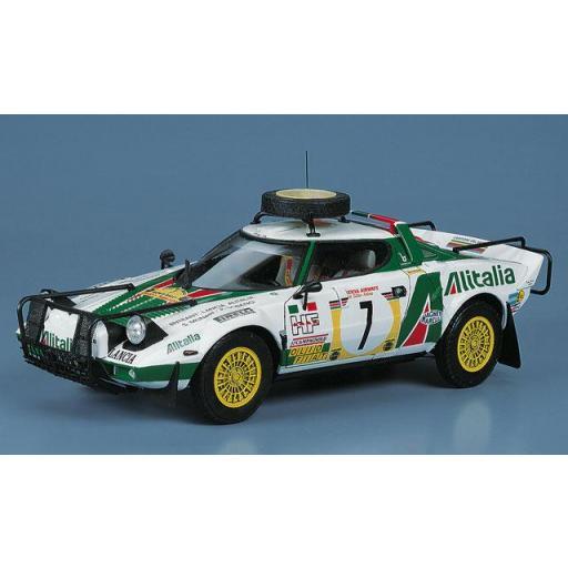 """1/24 Lancia Stratos HF """"1977 Safary Rally"""" [1]"""