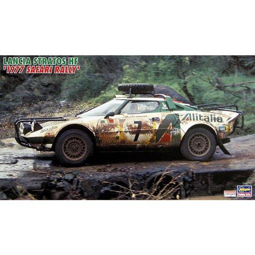 """1/24 Lancia Stratos HF """"1977 Safary Rally"""" [0]"""