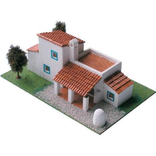 1/87 Casa tipica Ibicenca