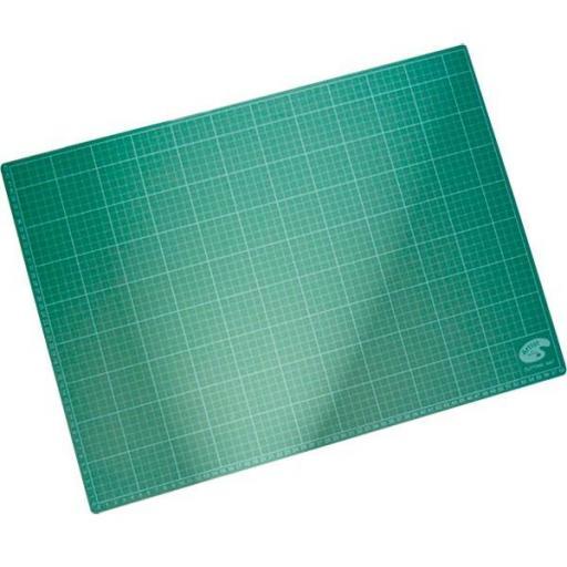 Tapete de corte verde - Cutting Matt 300 x 220 x 3mm