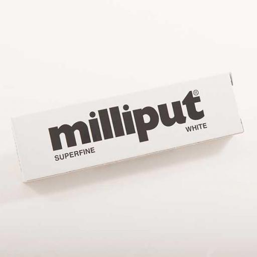 Masilla Milliput Epoxy Putty - Superfine - Blanca