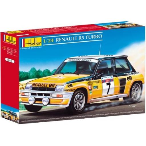 1/24 Renault 5 Turbo