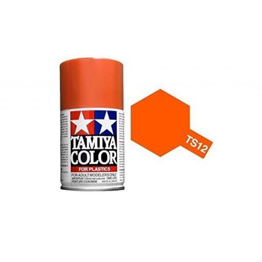 Spray Paint TS-12 Orange - Naranja