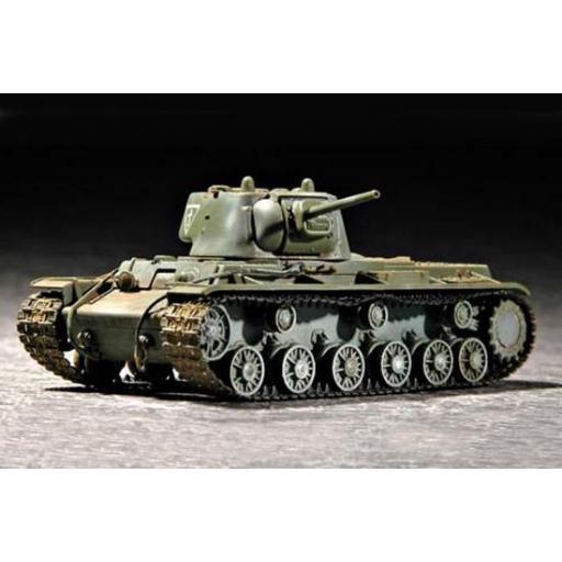 1/72 Tanque Ruso KV-1 M1942 [1]