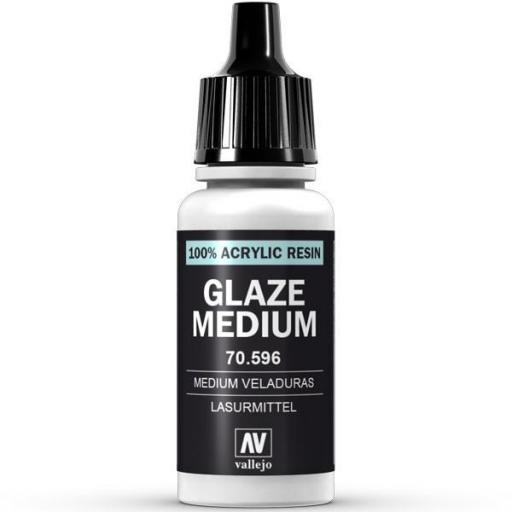 Medium Veladuras 17 ml.