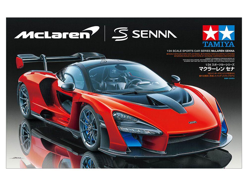 1/24 McLaren Senna
