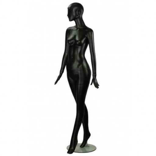 Maniquí de mujer negro [1]