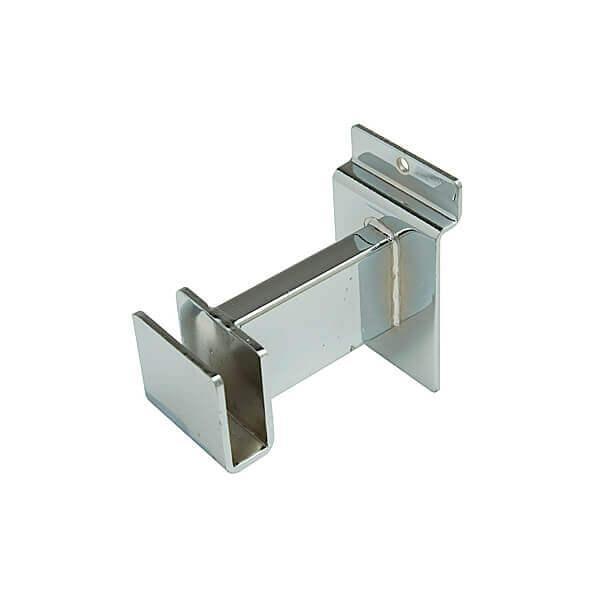 Soportes a barra rectangular