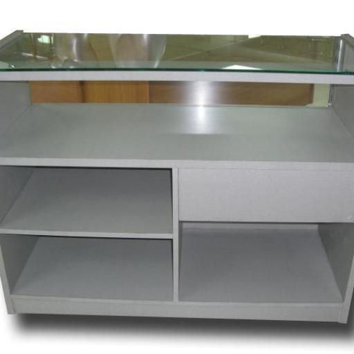 Mostrador encimera cristal [2]