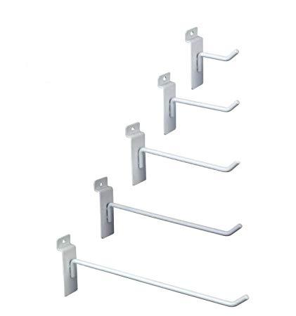 Ganchos a panel de aluminio